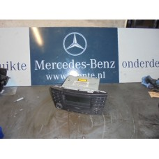 Radio/multimedia Mercedes Benz W211 A2118201079