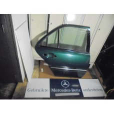 deur/door RA Mercedes C-klasse W202 sedan Groen
