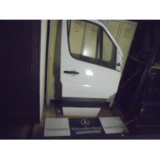 Deur/Door RV Mercedes Sprinter W906 wit
