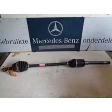 Aandrijfas rechtsvoor Mercedes Benz R Klasse W251 A2513300601 2513300601