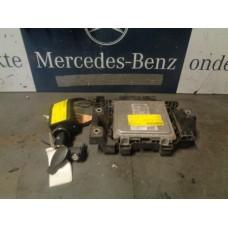 Contactslot / computer Motormanagement set compleet Mercedes Sprinter W906 A9069004100 A6519000700