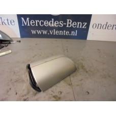 spiegel rechts Mercedes C-klasse W202 Zilver