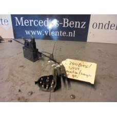contactslot Mercedes C-Klasse W202 Diesel, Met ontvanger
