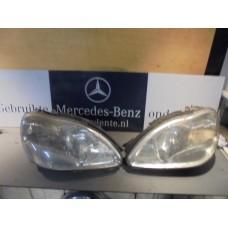 Koplampen Complete set Mercedes W220 A2208200861