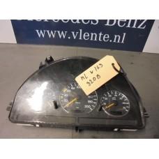 Tellerklok/control unit Mercedes Benz ML320 W163  A1635400947