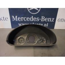 Tellerklok/control unit Mercedes W209 A2095404211