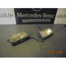 Verstralers Mercedes w107 sl/ slc Origineel