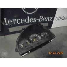 Tellerklok Mercedes W163 A1635405811