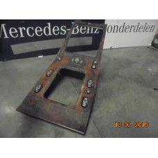 Bedieningspaneel Mercedes ml W163 A1638206510