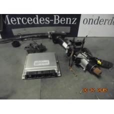 Ecuset motor Mercedes  A160 cdi Automaat  6681530079/ 1688200426