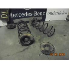 Achterveer Aklasse Mercedes W169