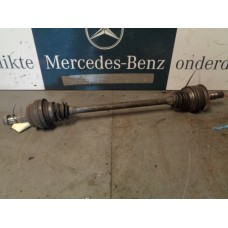 Aandrijfas/Cardanas/Steekas Rechts achter Mercedes W212