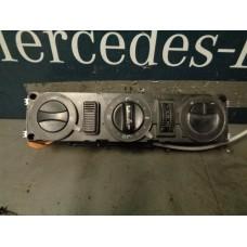 Verwarming controle Paneel Mercedes Vito W638 A0004462228